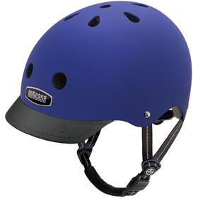 Nutcase Street casco per bici blu